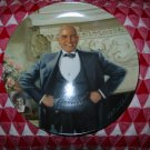 Daddy Warbucks by William Chambers for Knowles Collector Plate