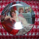 Annie and Miss Hannigan by William Chambers Collector Plate For Knowles 1986