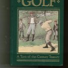 Golf A Turn of the Century Treasure Leather Bonded