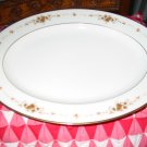 Noritake Suffolk (7549) Ivory China Oval Platter Retired