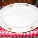 Noritake Suffolk (7549) Ivory China Large Oval Platter Retired