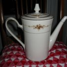Noritake Suffolk (7549) Coffee Pot With Lid Retired