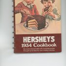 Vintage Hershey&#39;s 1934 Cookbook Revised Very Nice Item