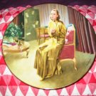 Greta Garbo As Grusinskaya in Grand Hotel by Erik Dzenis Collector Plate