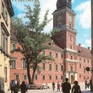 The Old Town and the Royal Castle in Warsaw Hard Cover Book Very Nice