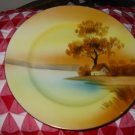 Noritake Plate Hand Painted Very Pretty Scene 6 Available