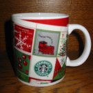 Starbucks Coffee  Cup / Mug Nice Piece Dated 2001