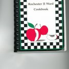 Rochester II Ward Cookbook  Rochester NY