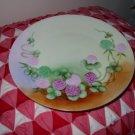 Bavaria Strawberry Plate Very Pretty Piece J & C