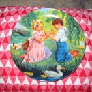 Pat - a - Cake by John Mc Clelland Collector Plate 1990