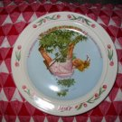 May by Sarah Seiwell Weber Collector Plate 1986