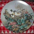 Gentle Refrain by Lena Liu Collector Plate 1990