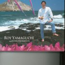 Roy's Feasts from Hawaii Cookbook Signed by Roy Yamaguchi & John Harrison