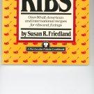 Ribs Cookbook by Susan R. Friedland