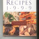 The Best American Recipes 1999 Cookbook by Fran McCullough and Suzanne Hamlin