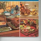 Vintage Betty Crocker's Hostess Cookbook