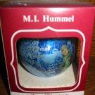 M.I.Hummel Christmas Ornament 1992 Christmas Angel In Box