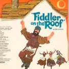 Vintage Fiddler on the Roof Song Book Very NIce Piece Organ Selections