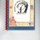 Treasured Recipes from Summerville Nursery School Cookbook Rochester NY