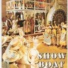 Vintage Show Boat Program  Nice Piece