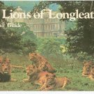 Vintage The Lions Of Longleat Souvenir Guide