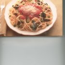 The Joy Of Pasta by Joe Famularo & Louise Imperiale Cookbook