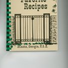 Atlanta Natives Favorite Recipes Cookbook  Atlanta Georgia