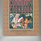 Community Cookbook The Four Star American