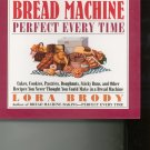 Desserts From Your Bread Machine By Lora Brody