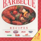 Treasury Of Barbecue Recipes Cookbook