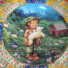Lost Sheep Collector Plate M.I. Hummel Gentle Friends What A BEAUTY Shipping Special