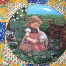Favorite Pet Collector Plate M.I. Hummel Gentle Friends What A BEAUTY Shipping Special