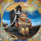 Lets Sing Let's Sing Collector Plate M.I. Hummel Gentle Friends What A BEAUTY Shipping Special