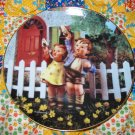 Come Back Soon Collector Plate M.I. Hummel Little Companions What A BEAUTY Shipping Special