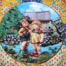 Hello Down There Collector Plate M.I. Hummel Little Companions What A BEAUTY Shipping Special