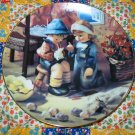 Tender Loving Care Collector Plate M.I. Hummel Little Companions What A BEAUTY Shipping Special