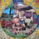 Squeaky Clean Collector Plate M.I. Hummel Little Companions What A BEAUTY Shipping Special