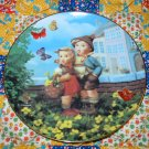 Surprise Collector Plate M.I. Hummel Little Companions What A BEAUTY Shipping Special