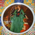 Grandmas Courting Dress Mothers Day 1984 Collector Plate  Shipping Special