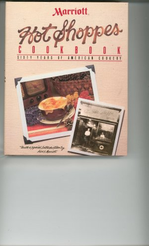 Marriott Hot Shoppes Cookbook