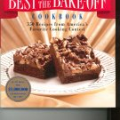Pillsbury Best Of The Bake Off Cookbook