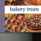 Bakery Treats Cookbook