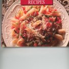 Ladies Home Journal 100 Great Pasta Recipes Cookbook