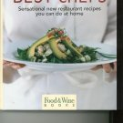 Americas Best Chefs Cookbook by Food & Wine Books