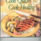 Weight Watchers Cook Quick Cook Healthy Cookbook