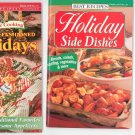 Best Recipes Lot Of 2 Recipe Books Cookbook Holiday