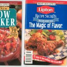 Best Recipes Lot Of 2 Recipe Books Cookbook