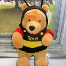 Pooh Bumble Bee Pooh Plush Toy From Walt Disney World