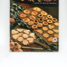 Book Of Cookies Cookbook Vintage Over 50 Years Old