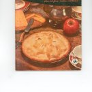 Party Pie Book Cookbook Vintage Over 50 Years Old